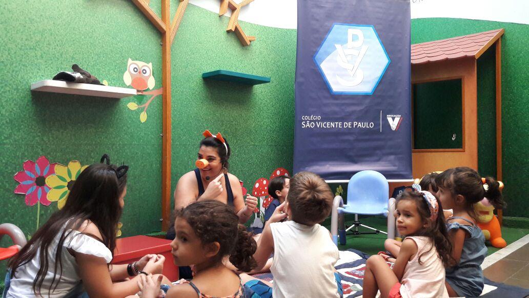 Páscoa Vicentinho Espaço Kids – Colégio São Vicente de Paulo